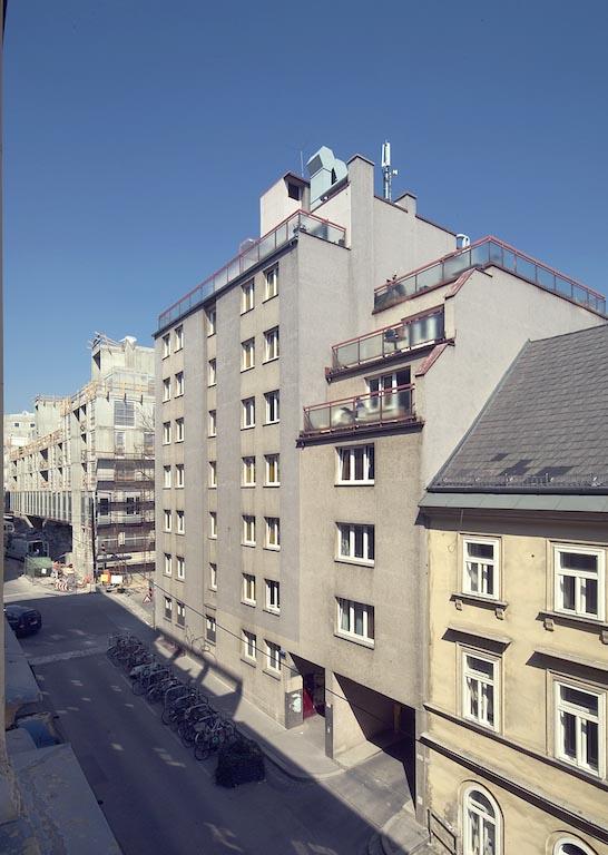 4th Adolf Schärf Dormitory