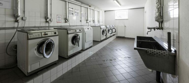 Waschküche | Ernst Höger Studentenwohnhaus 2700 Wiener Neustadt