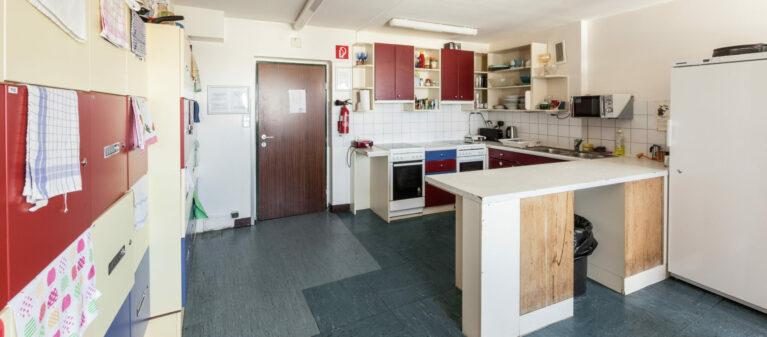 shared kitchen | House Vindobona 1080  Vienna