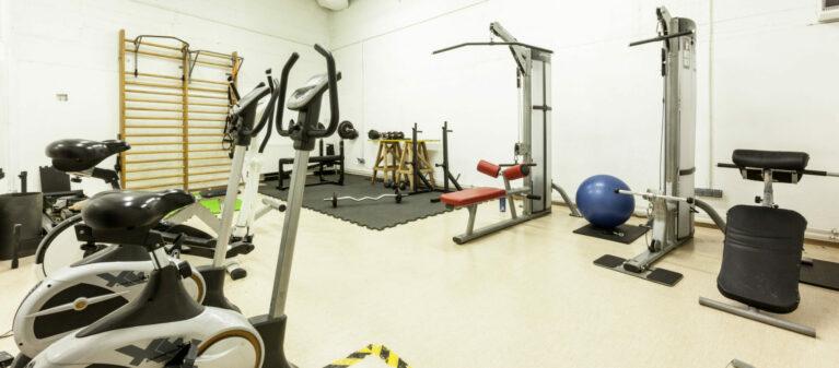 fitness room | House Vindobona 1080  Vienna