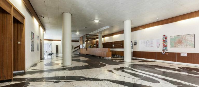 foyer | House Vindobona 1080  Vienna