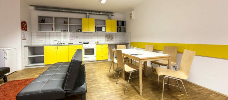 Gemeinschaftsküche | Studierendenwohnhaus St. Pölten 3100 Sankt Pölten