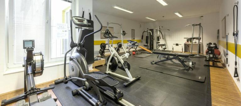 Sportraum | Studierendenwohnhaus St. Pölten 3100 Sankt Pölten