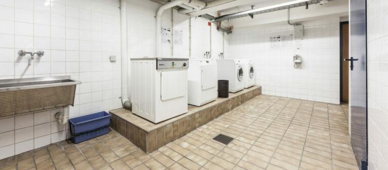 Waschküche | Studierendenwohnheim Hirschengasse 1060  Wien