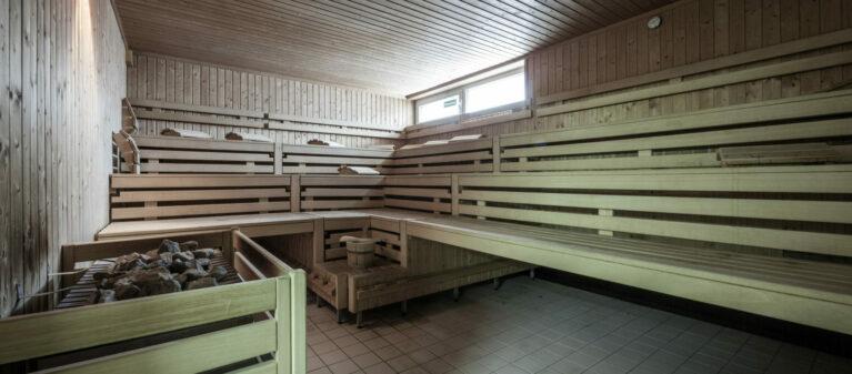 Campus Brigittenau Sauna | Haus Panorama 1200  Wien