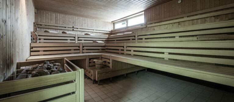 Campus Brigittenau Sauna | Dr. Hertha Firnberg Studentenwohnheim 1200 Wien