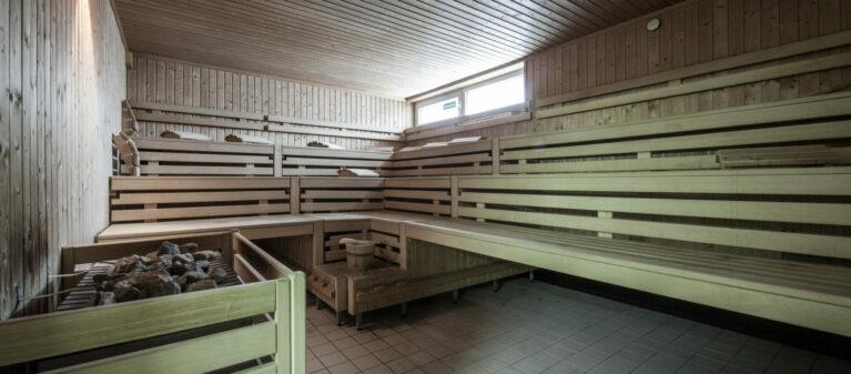 Campus Brigittenau Sauna | Dr. Paul Schärf Heim 1200 Wien