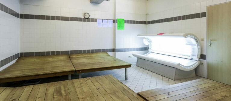 Campus Brigittenau Solarium | Studierendenwohnheim Forsthausgasse 1200 Wien
