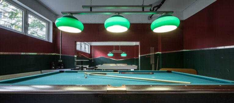 Campus Brigittenau Billardraum | Dr. Hertha Firnberg Studentenwohnheim 1200 Wien