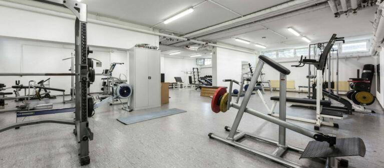 fitness room | Dr. Hertha Firnberg Dormitory 1200  Vienna