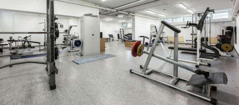 Campus Brigittenau Fitnessraum | Haus Panorama 1200  Wien