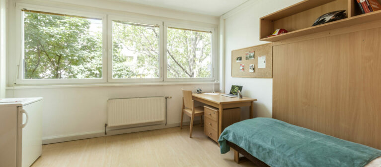 Einzelzimmer | Haus Dr. Schärf 1200 Wien