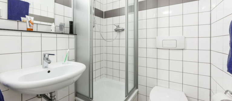 Badezimmer | Dr. Paul Schärf Heim 1200 Wien