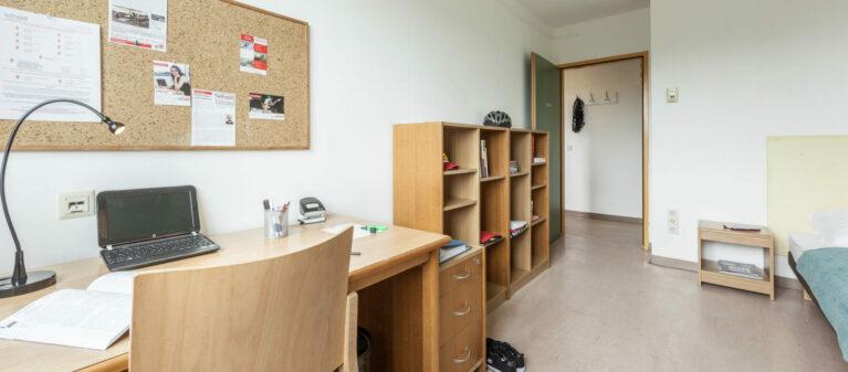 Einzelzimmer   Dr. Paul Schärf Heim 1200 Wien