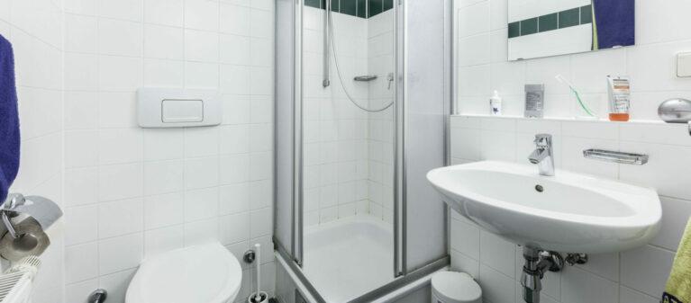 bathroom | Dr. Hertha Firnberg Dormitory 1200  Vienna