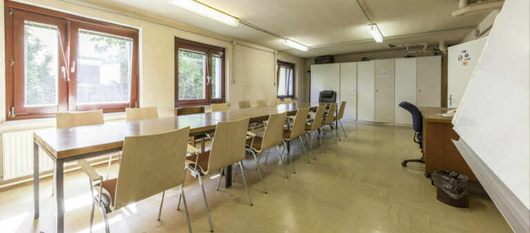 Seminarraum | Studierendenwohnheim Starkfriedgasse 1180 Wien