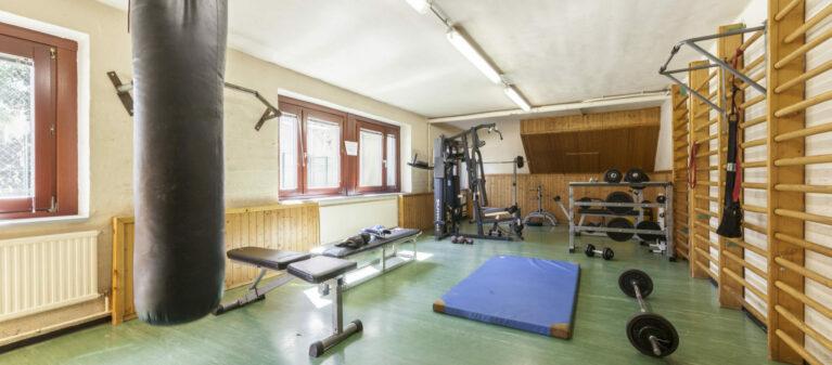 Sportraum | Studierendenwohnheim Starkfriedgasse 1180 Wien