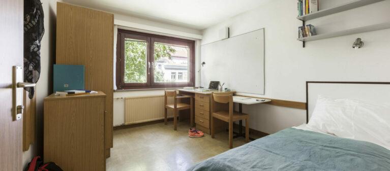 Studierendenwohnheim Starkfriedgasse