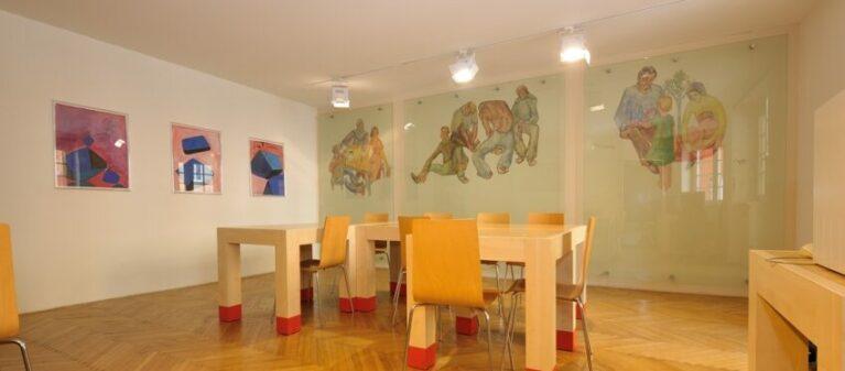 Gemeinschaftsraum | Studierendenwohnheim Säulengasse 1090 Wien