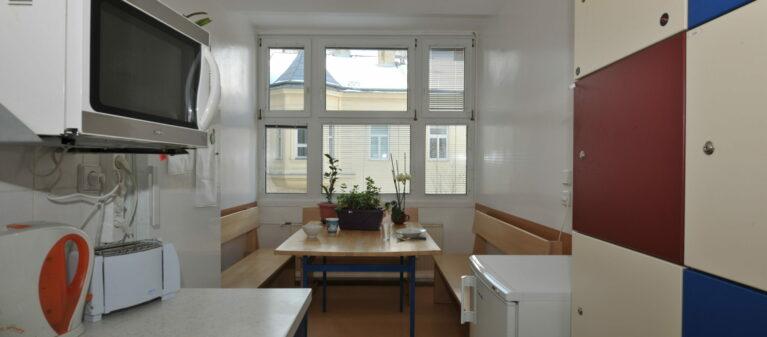 Gemeinschaftsküche | Studentinnenheim Hainburgerstraße 1030 Wien