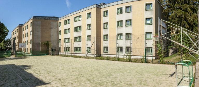 Sportplatz | Studierendenwohnheim Starkfriedgasse 1180 Wien