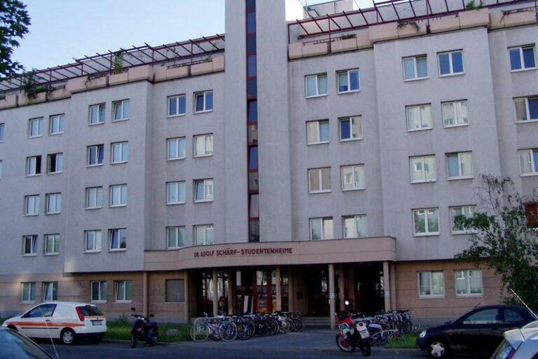 389 Heimplätze im 6. Adolf Schärf Studentenheim