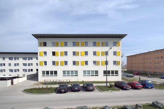 Erweiterung Wiener Neustadt