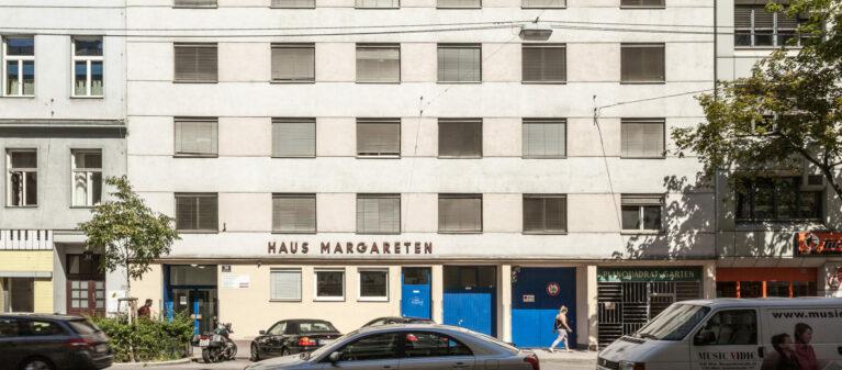 Außenansicht | Haus Margareten 1040 Wien