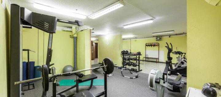 fitness room | Student dorm Tendlergasse 1090  Vienna