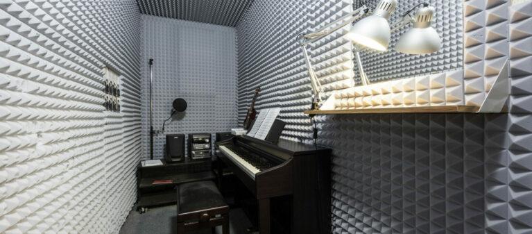Musikübungszimmer | StudentInnenwohnhaus Tendlergasse 1090  Wien