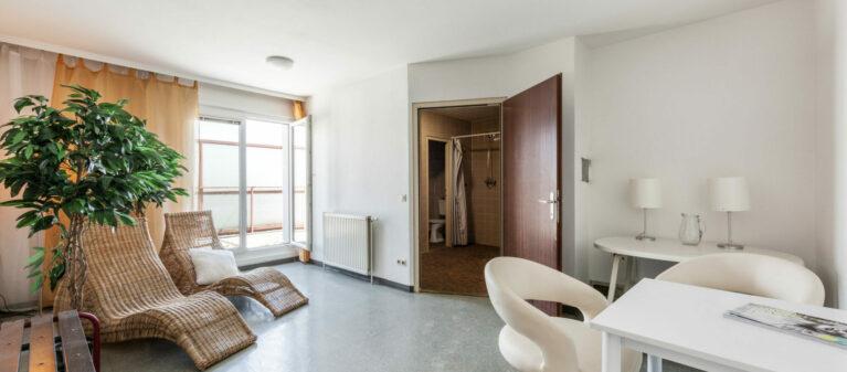 Saunabereich | StudentInnenwohnhaus Tendlergasse 1090  Wien