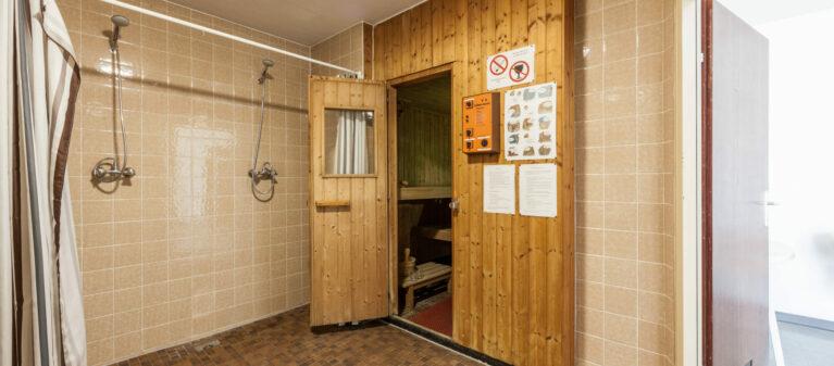 Sauna | StudentInnenwohnhaus Tendlergasse 1090  Wien