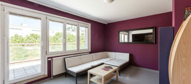 Gemeinschaftsraum | StudentInnenwohnhaus Tendlergasse 1090  Wien