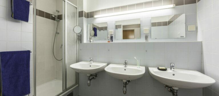 Badezimmer | Haus Handelskai 1200 Wien