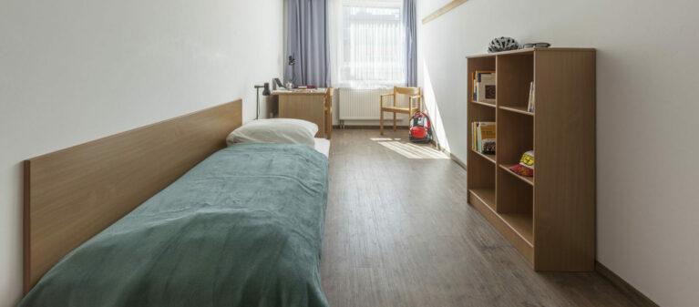 Einzelzimmer | Haus Handelskai 1200 Wien