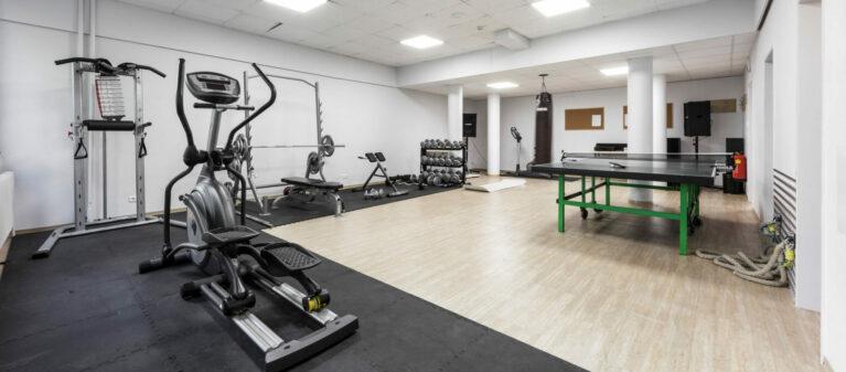 fitness room   House Margareten 1040  Vienna