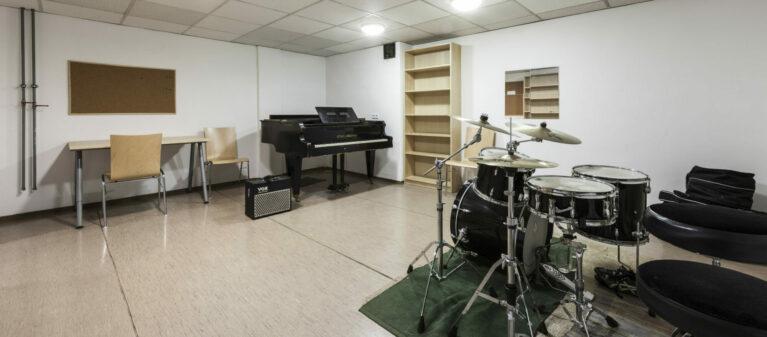 music rehearsal room   House Margareten 1040  Vienna