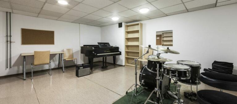 Musikübungsraum | Haus Margareten 1040  Wien