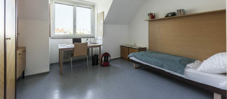 Einzelzimmer | Haus Margareten 1040  Wien