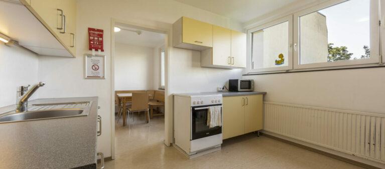 shared kitchen   House Margareten 1040  Vienna