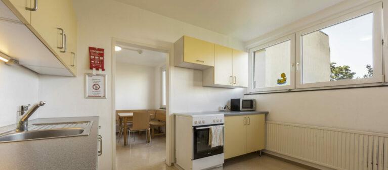 Gemeinschaftsküche | Haus Margareten 1040  Wien