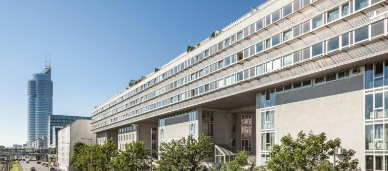 Außenansicht | Haus Handelskai 1200 Wien