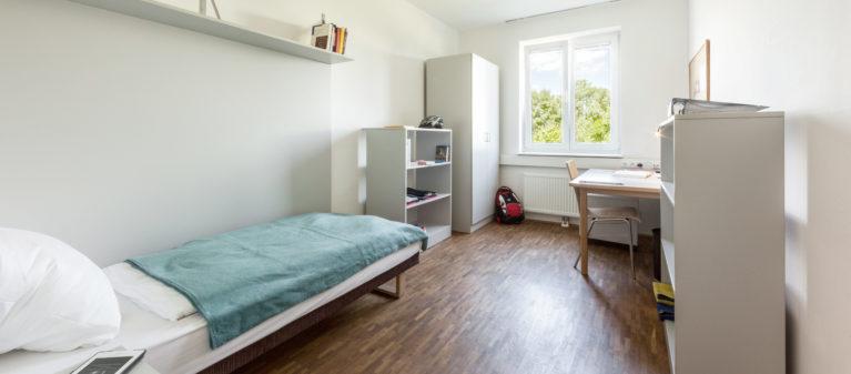 Einzelzimmer | Studierendenwohnhaus St. Pölten 3100 Sankt Pölten