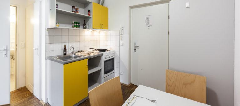 Küche im Zimmer | Student dorm St. Pölten 3100  Sankt Pölten