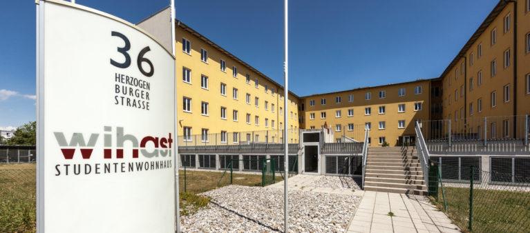 Eingangsbereich  | Student dorm St. Pölten 3100  Sankt Pölten