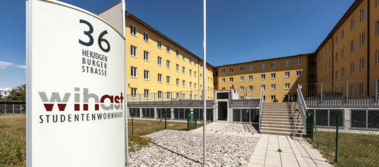 Eingangsbereich | Studierendenwohnhaus St. Pölten 3100 Sankt Pölten
