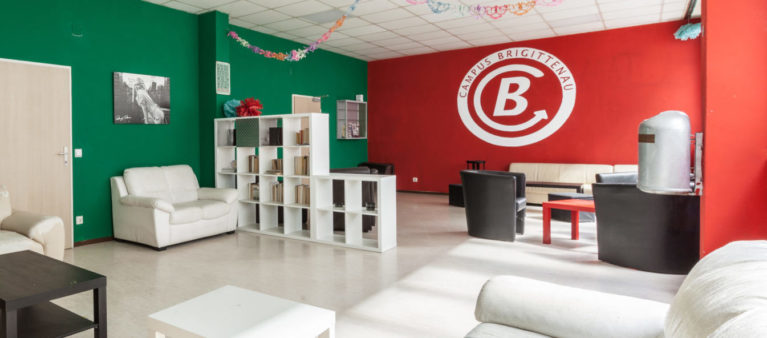 community room | Dr. Hertha Firnberg Dormitory 1200  Vienna
