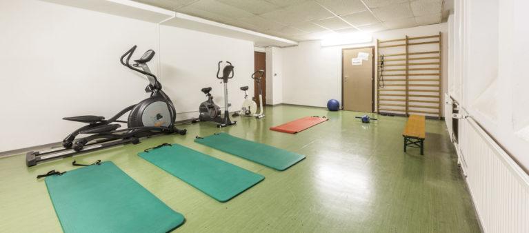Sportraum  | Female student dorm Hainburgerstraße 1030  Vienna