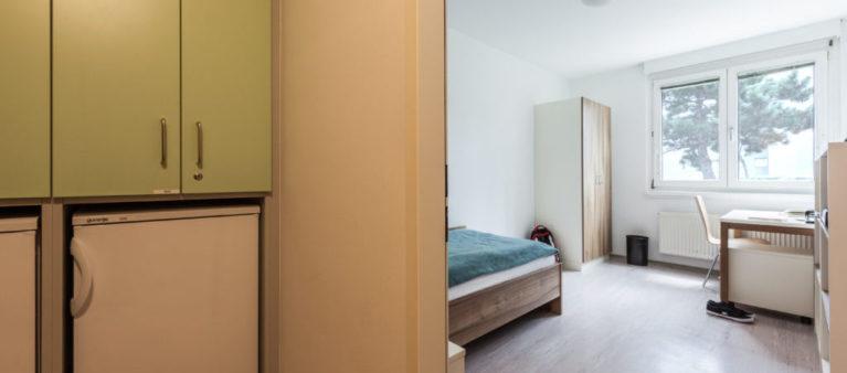 single room | Dr. Paul Schärf dormitory 1200  Vienna