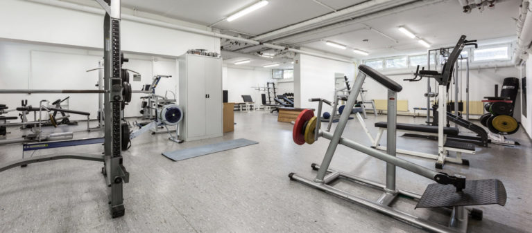 Campus Brigittenau Fitnessraum   Campus Brigittenau 1200 Wien